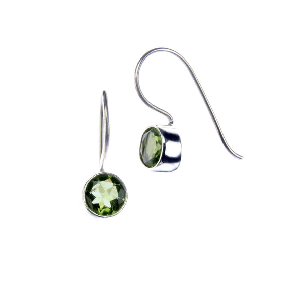 Drop Earrings HHPLIFT Peridot