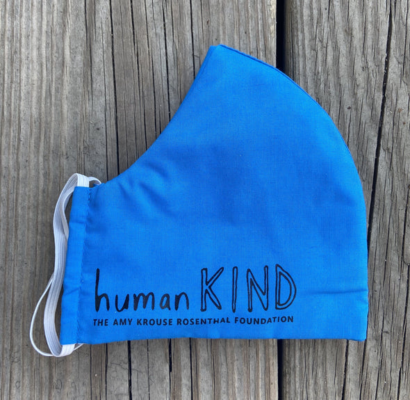 humanKIND face mask BLUE HHPLIFT