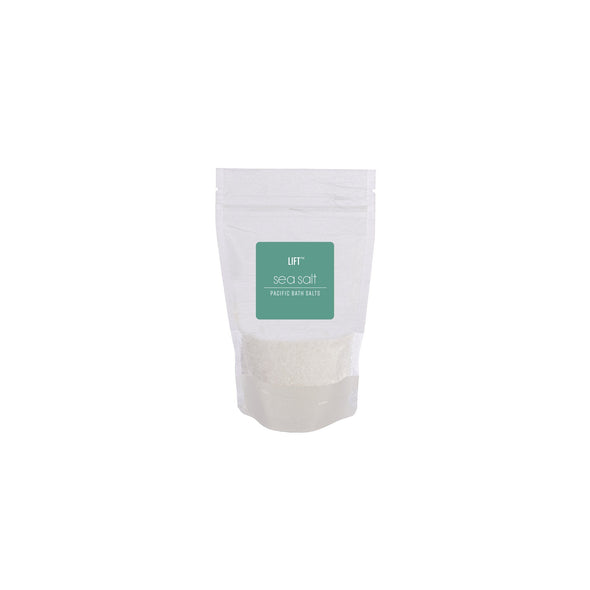Sea Salt Soak HHPLIFT Sea Salt 6 oz