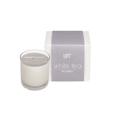 8oz Spark Box White Tea HHPLIFT White Tea