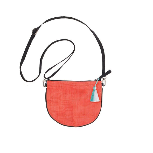 Marlee Bag With Tassel HHPLIFT Persimmon