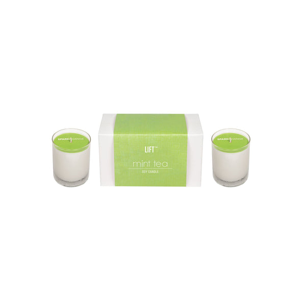 Double 2oz Votive Mint Tea HHPLIFT Mint Tea