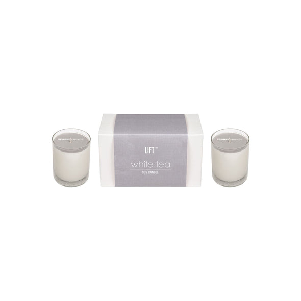 Double 2oz Votive White Tea HHPLIFT White Tea