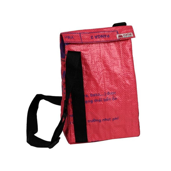 Eco-Conscious Lunch Bag HHPLIFT Red