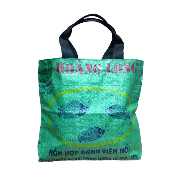 Recycled Tote HHPLIFT Green