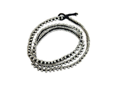 Swirl Bracelet HHPLIFT Black