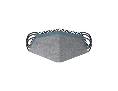 HHPLIFT Masks HHPLIFT 1 Pattern, 1 Gray, 1 Blue