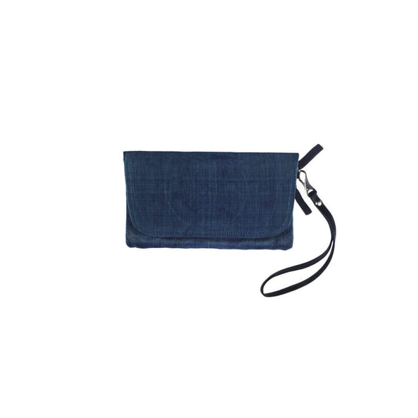 Travel Clutch HHPLIFT Navy Blue