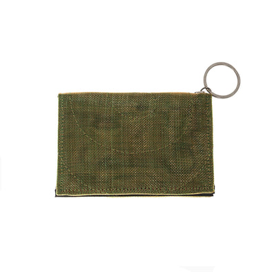 Keychain Wallet HHPLIFT Olive