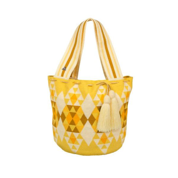 Brilliant Yellow Tote HHPLIFT