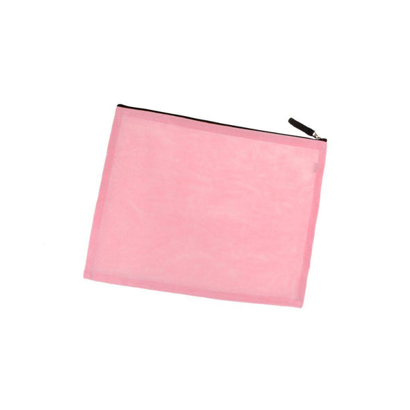 Large Zippered Portfolio HHPLIFT Blush