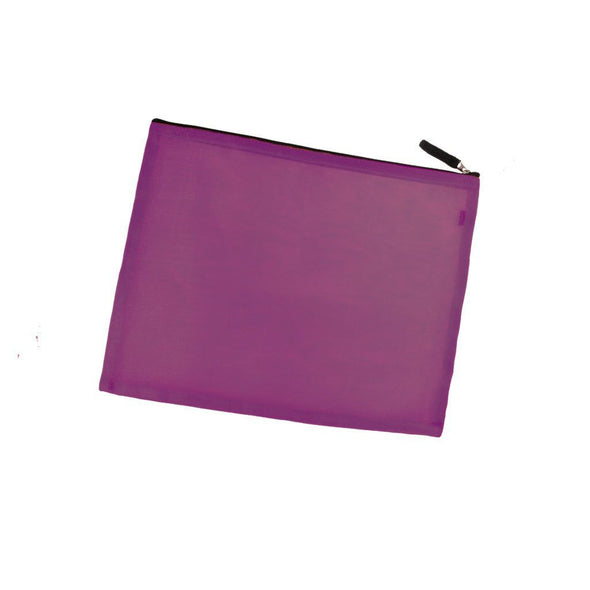 Large Zippered Portfolio HHPLIFT Bordeaux