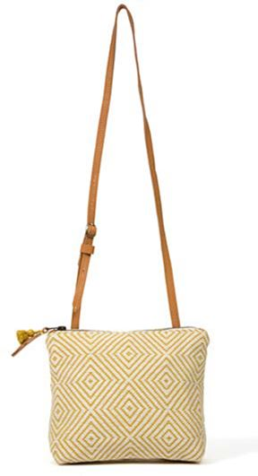 Rosenda Crossbody, Sunflower HHPLIFT