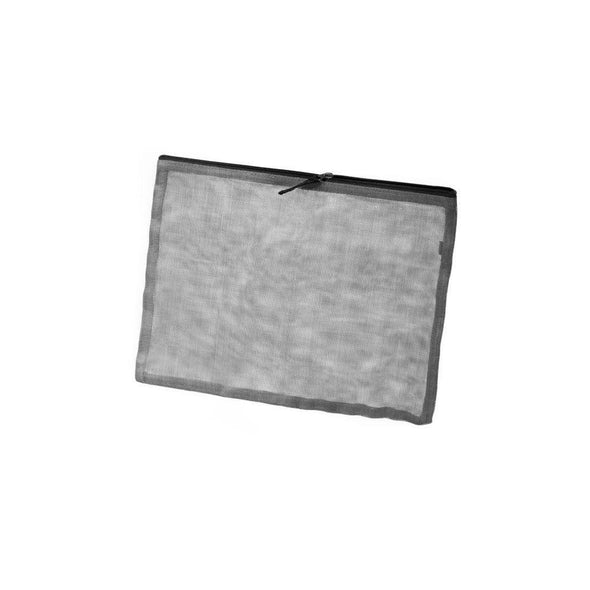 Large Zippered Portfolio HHPLIFT Gray
