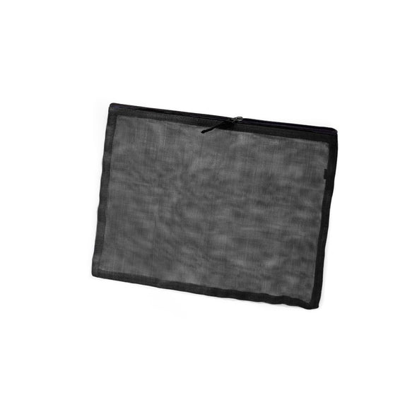 Large Zippered Portfolio HHPLIFT Black