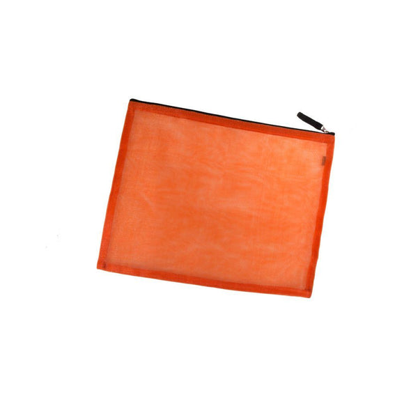 Large Zippered Portfolio HHPLIFT Orange