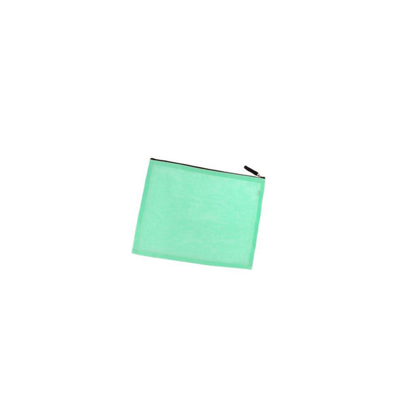 Medium Zippered Portfolio HHPLIFT Mint