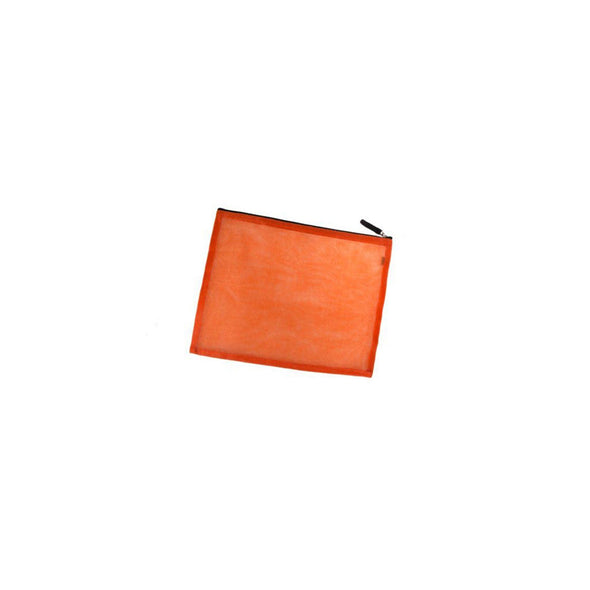 Medium Zippered Portfolio HHPLIFT Orange