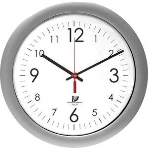 "Silver Quartz 14"" Wall Clock HHPLIFT"
