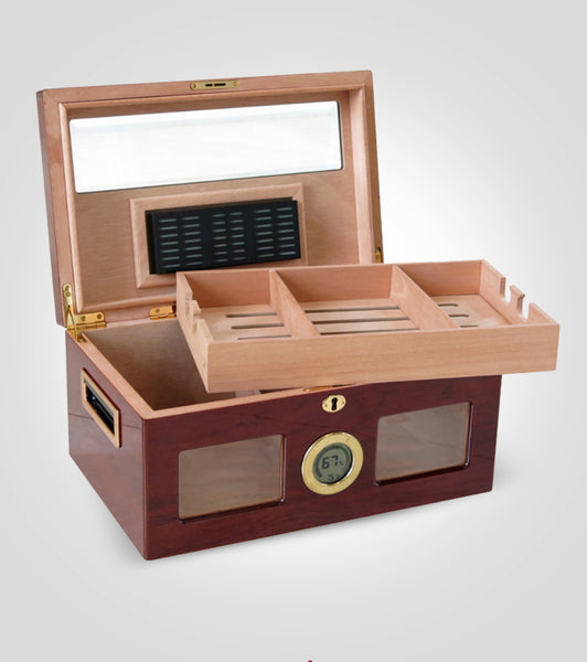 A Humidor: The Perfect Gift for a Cigar Aficionado