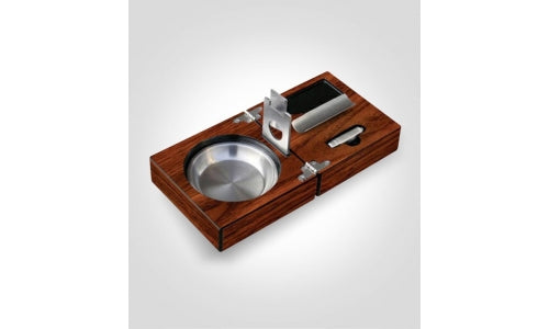 Engraved Ashtray Set: Your December 2018 Giveaway!