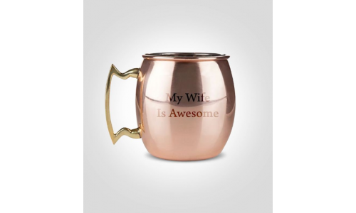 How Do You Like Your Moscow Mule?