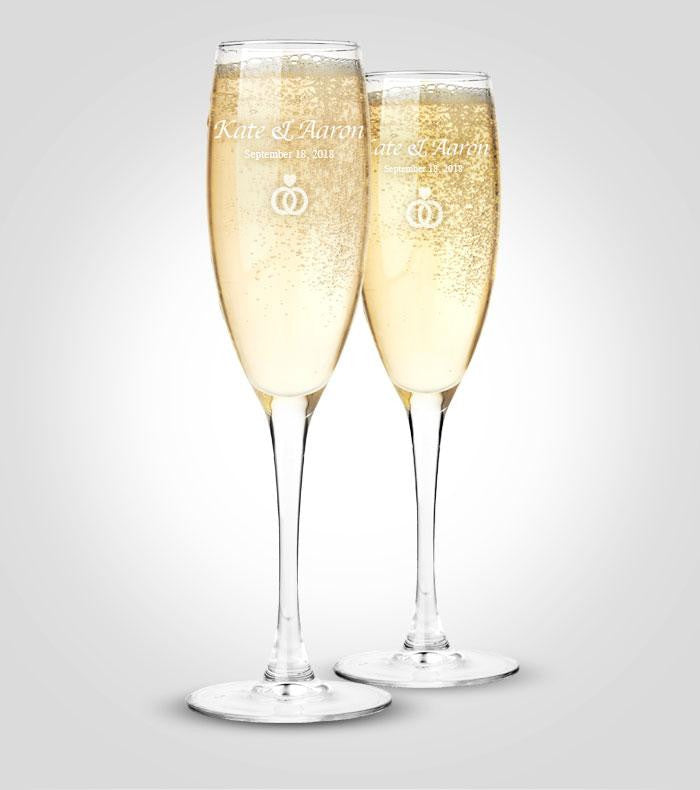 Champagne Flutes | G4