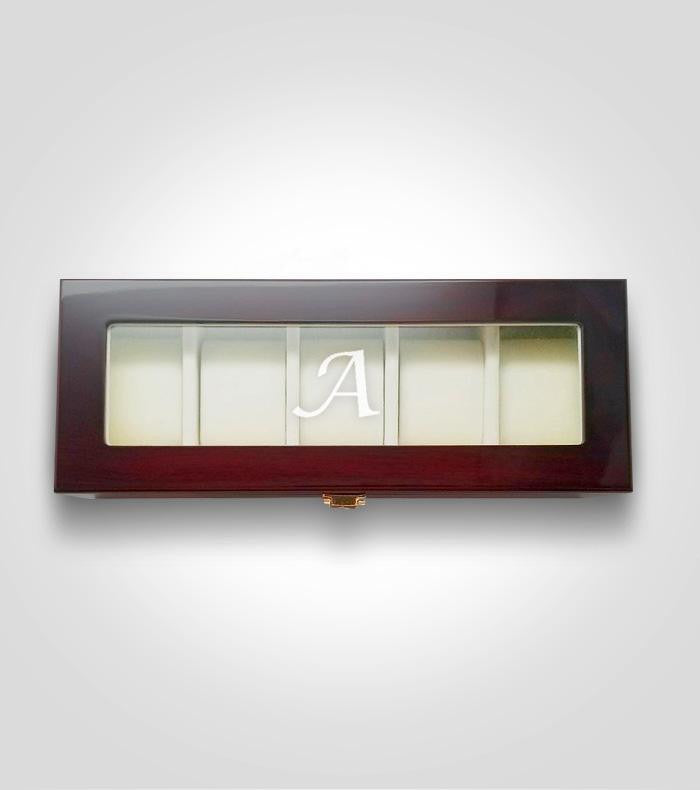 5pc Cherry Watch Box | Style 8