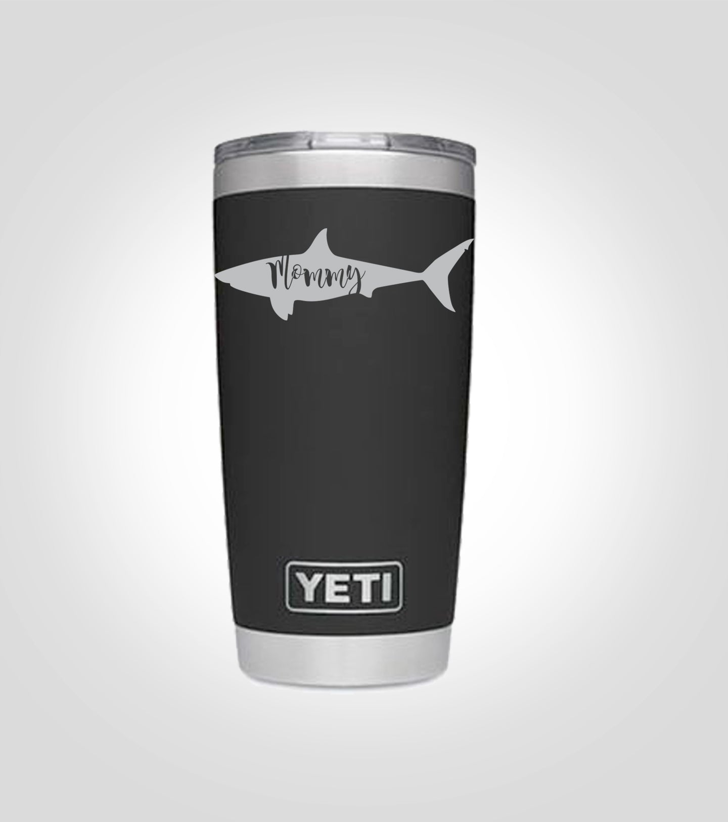 Yeti 20oz. Tumbler | Mommy Shark