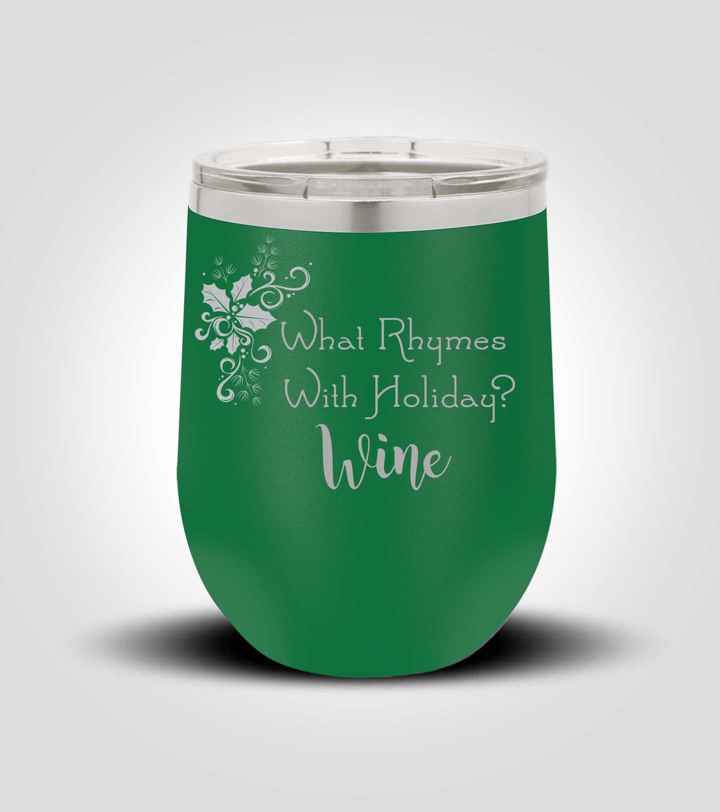 Wine Tumbler | Holidays