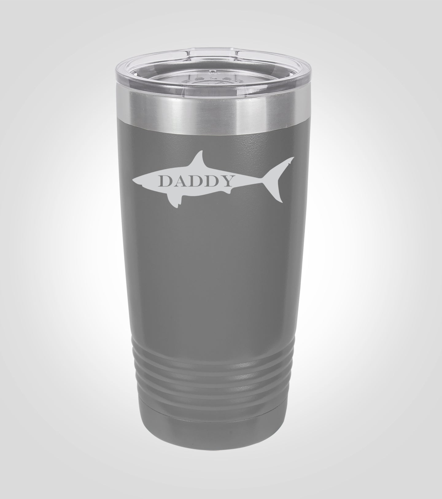 Polar 20oz. Tumbler | Daddy Shark