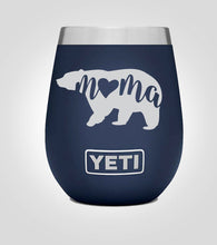 Load image into Gallery viewer, Yeti Wine Tumbler | M6
