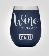 Load image into Gallery viewer, Yeti Wine Tumbler | M8