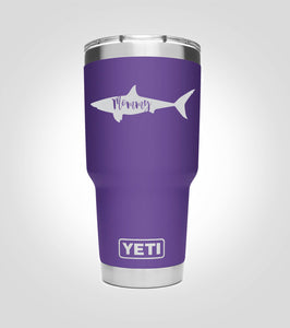Yeti 30oz. Tumbler | Mommy Shark