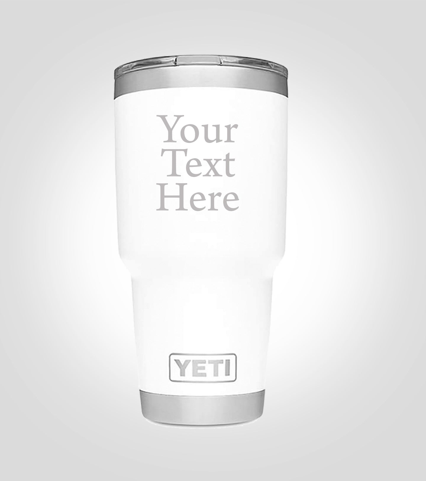 Yeti 30 oz. Tumbler | Your Text Here