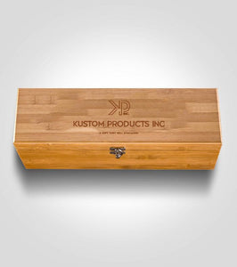 Bamboo Wine Box | Custom Image