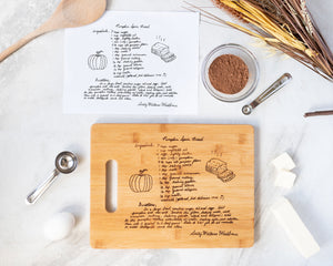 Family Recipe Board | Small