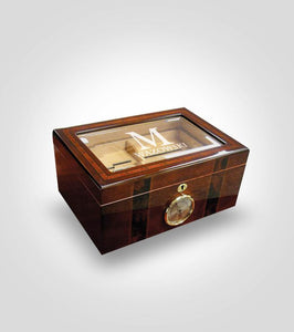 Anniversary Humidor | Solid Template