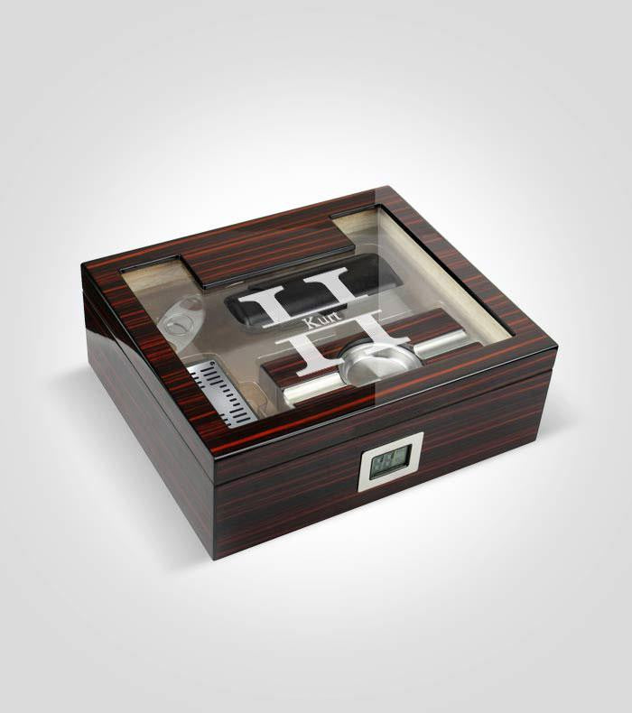 Presidential Humidor | Split Template