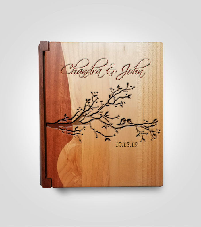 Rosewood Photo Album | Lovebirds