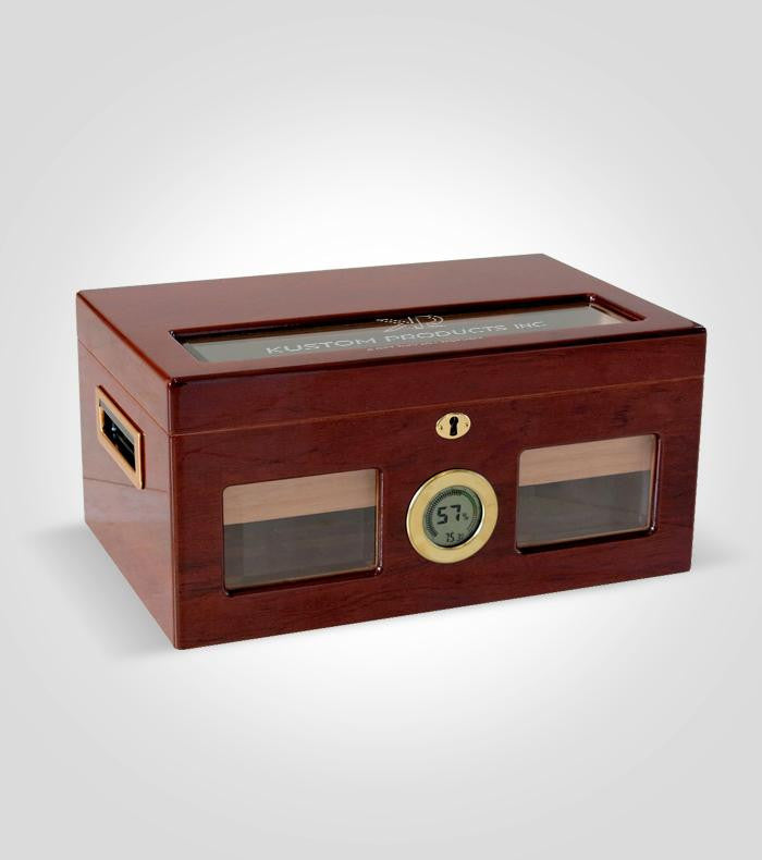 King Humidor | Custom Image
