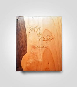 Walnut Photo Album | A1