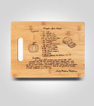 Load image into Gallery viewer, Family Recipe Board | Large