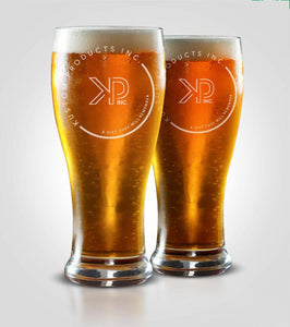 Pilsner Glasses | Custom Image