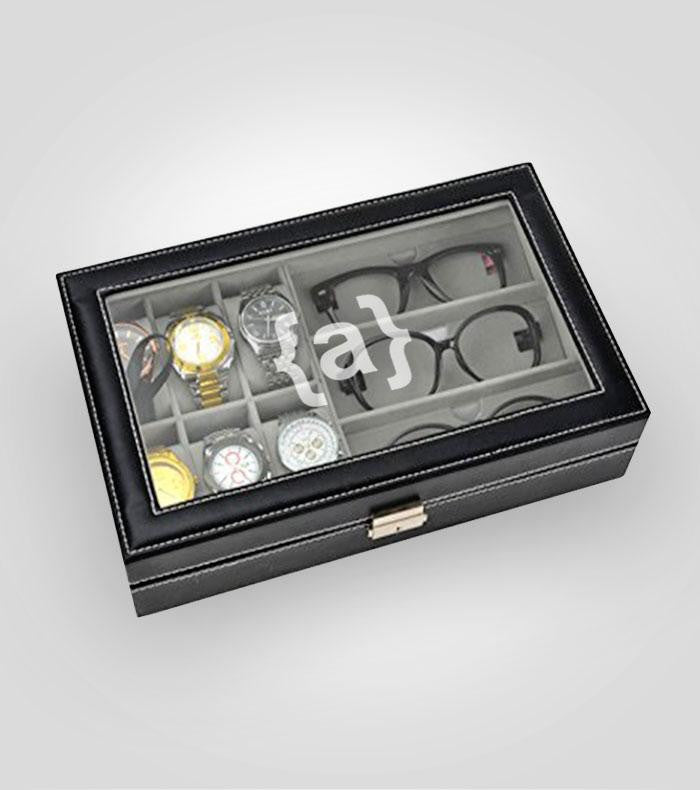 Sunglass Watch Box | Style 6