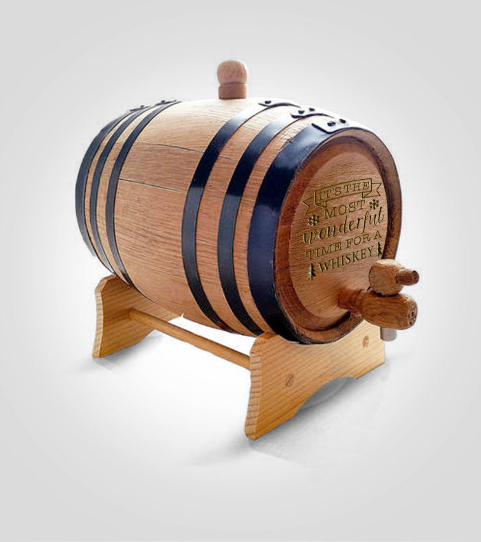 Whiskey Barrel | Holiday