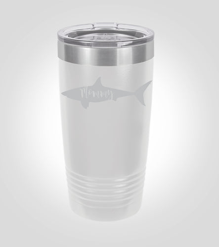 Polar 20oz. Tumbler | Mommy Shark