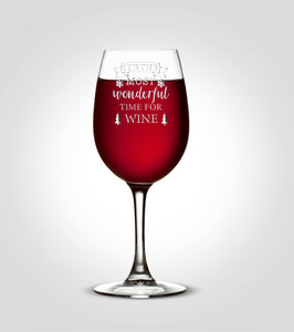Wine Glass | Holiday