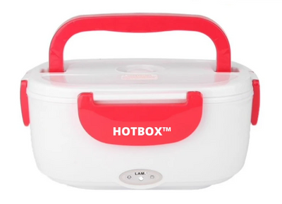 HotBox™️ - hot delicious food anytime, anywhere!