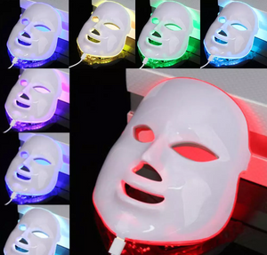 Home Photon LED Korean Therapy Facial Mask